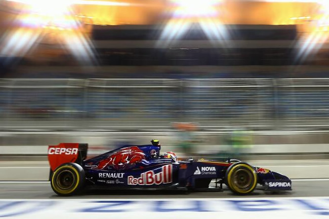 Toro Rosso - Gran Premio de Bahréin - Calificación - Sakhir 2014