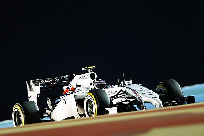 Valtteri Bottas - Gran Premio de Bahréin, Sakhir 2014 - Williams - Carrera