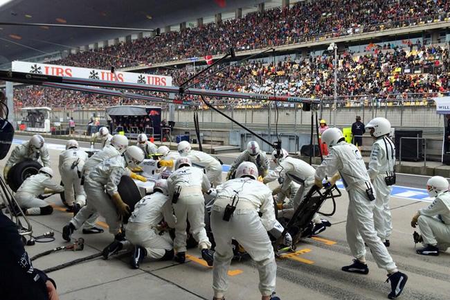 Valtteri Bottas - Williams - Gran Premio de China 2014 - Carrera