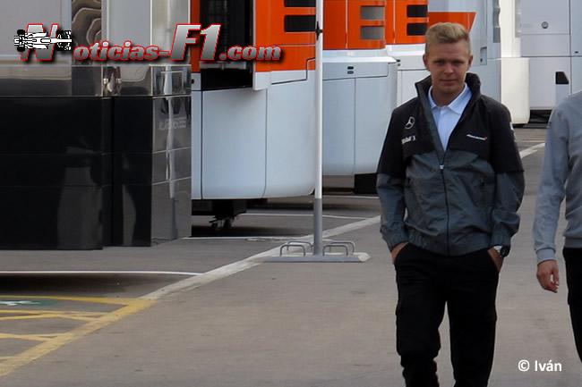 Kevin Magnussen - McLaren - www..noticias-f1.com