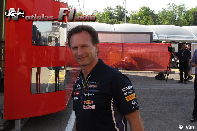 Christian Horner - F1 2014 - www.noticias-f1.com