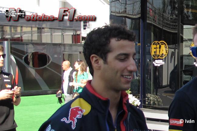Daniel Ricciardo - Red Bull - F1 2014 - www.noticias-f1.com