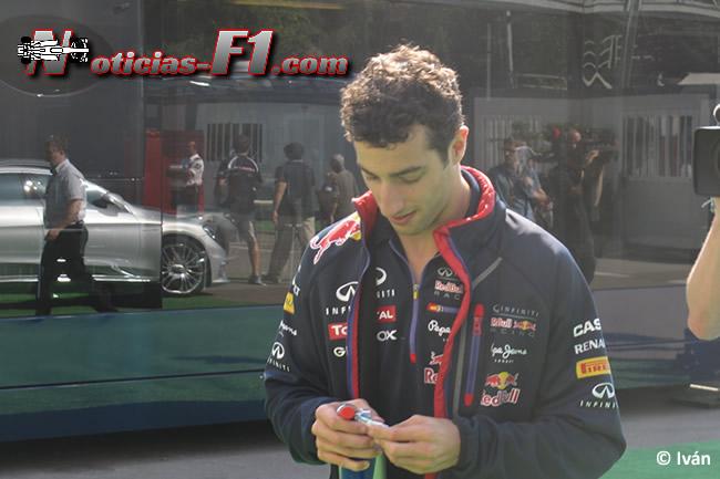 Daniel Ricciardo - Red Bull Racing - F1 2014 - www.noticias-f1.com