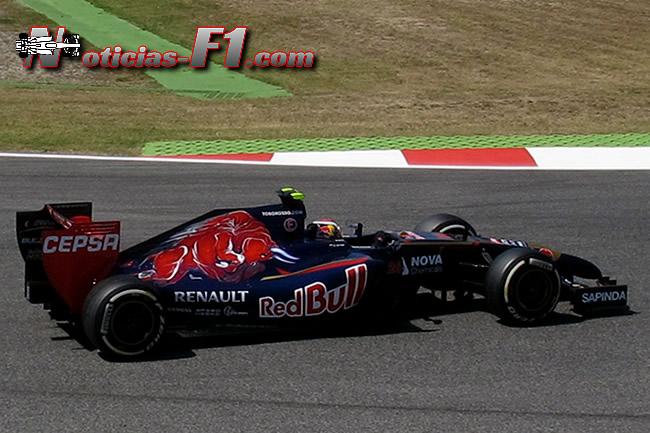Daniil Kvyat - Toro Rosso - F1 2014 - www.noticias-f1.com