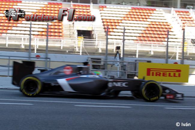 Esteban Gutiérrez - F1 2014 - Sauber - www.noticias-f1.com