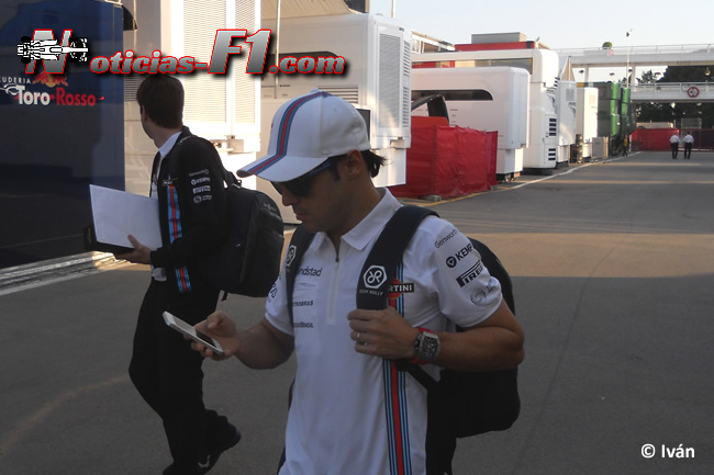 Felipe Massa - Williams - F1 2014 - www.noticias-f1.com