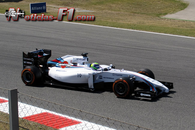 Felipe Massa - Williams 2014 - www.noticias-f1.com