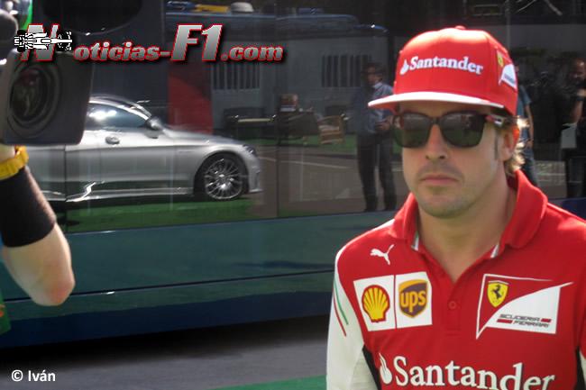 Fernando Alonso - Scuderia Ferrari - F1 2014 - www.noticias-f1.com