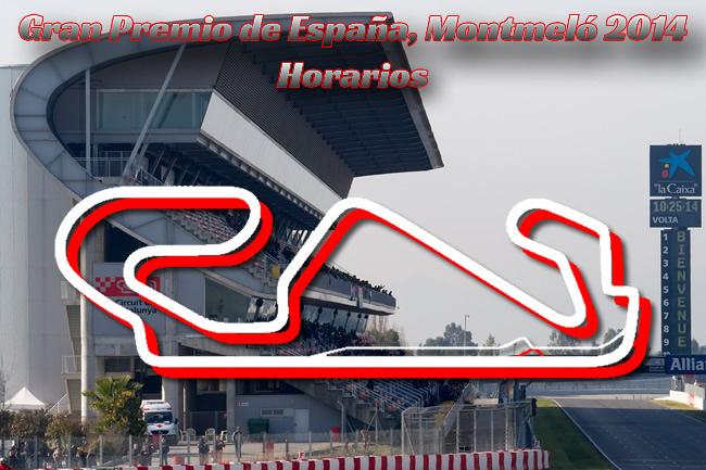 Gran Premio de España - Montmeló - Barcelona - Catalunya - F1 2014