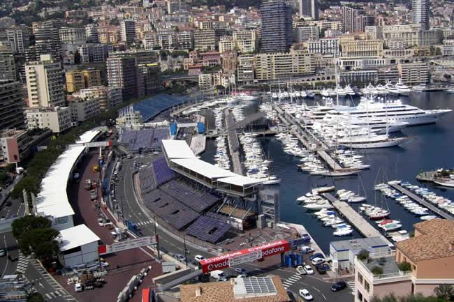 Gran Premio de Mónaco - Monte Carlo - F1 2014