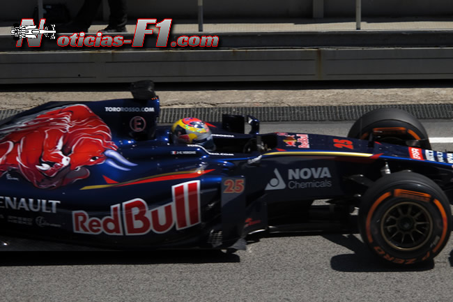 Jean-Eric Vergne - Toro Rosso - F1 2014 - www.noticias-f1.com