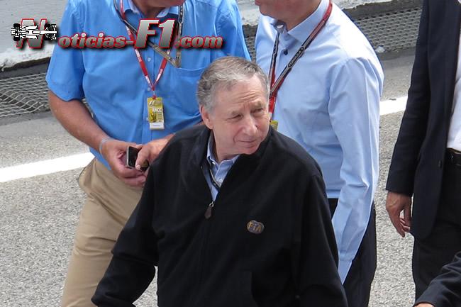 Jean Todt - Presidente FIA - www.noticias-f1.com