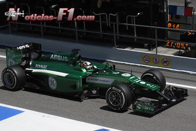 Kamui Kobayashi - Caterham - F1 2014 - www,noticias-f1.com