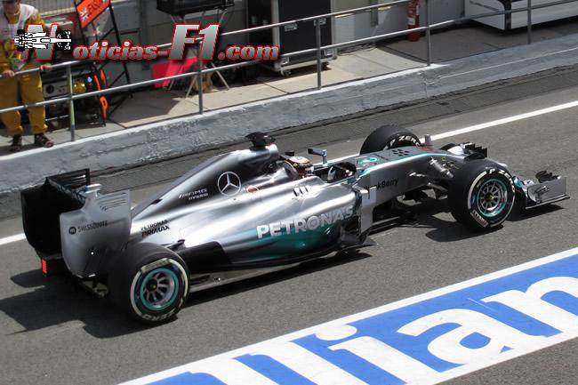 Lewis Hamilton - 2 - Mercedes AMG - F1 2014 - www.noticias-f1.com