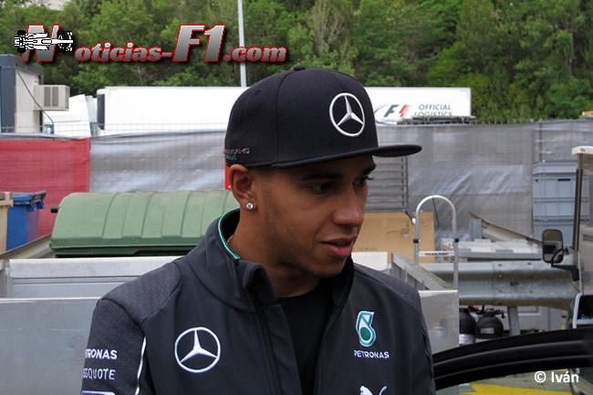 Lewis Hamilton - F1 2014 - www.noticias-f1.com