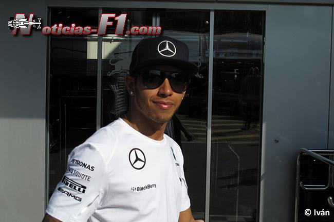 Lewis Hamilton - Mercedes - F1 2014 - www.noticias-f1.com