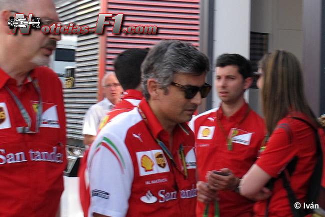 Marco Mattiacci - Scuderia Ferrari - www.noticias-f1.com