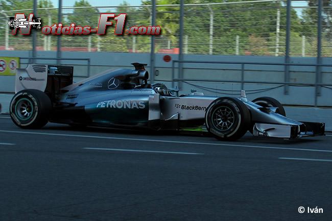 Nico Rosberg - Mercedes AMG F1 - 2014 - www.noticias-f1.com