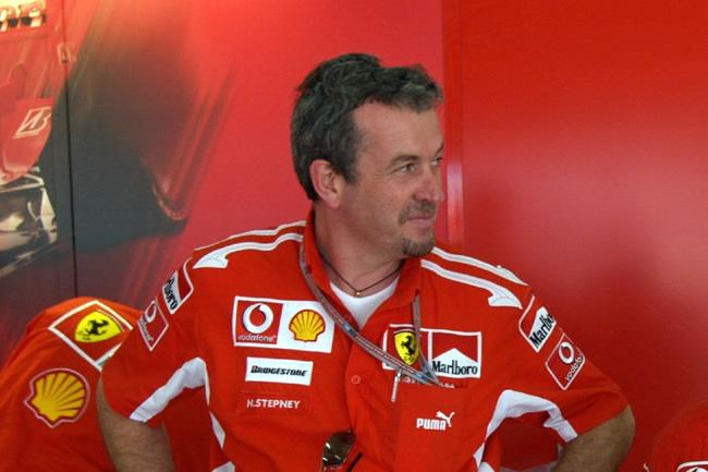 Nigel Stepney - Ferrari
