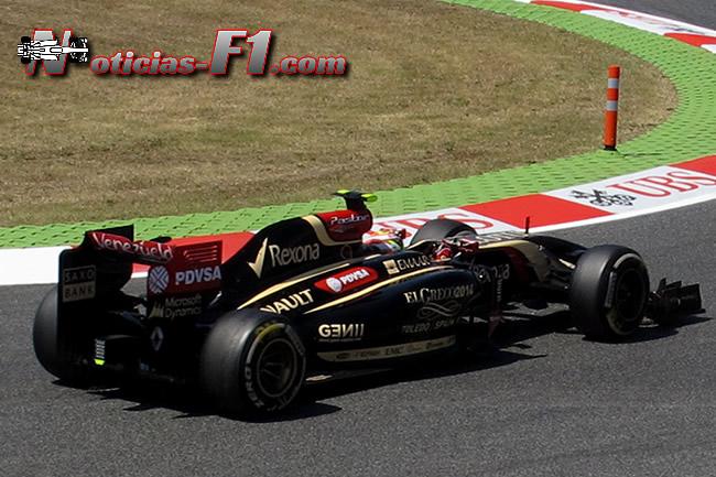 Pastor Maldonado - Lotus - F1 2014 - www.noticias-f1.com