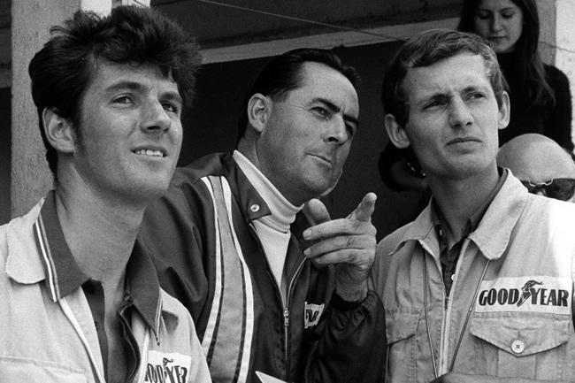 Sir Jack Brabham - Ron Dennis