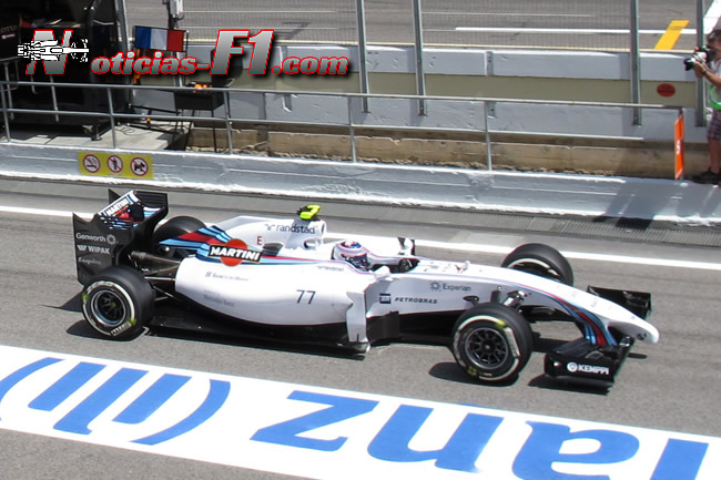 Valtteri Bottas - Williams - F1 2014 - www.noticias-f1.com