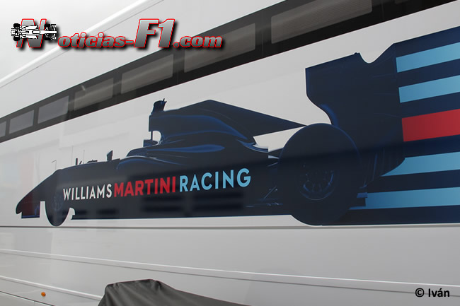 Williams - Martini Racing - Logo - F1 2014 - www.noticias-f1.com