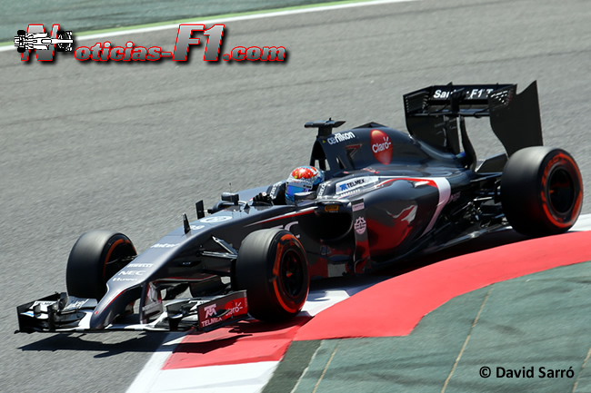 Adrian Sutil - Sauber - F1 2014 - www.noticias-f1.com - David Sarró