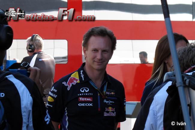 Christian Horner - www.noticias-f1.com