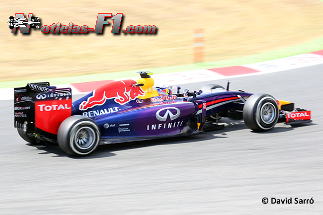 Daniel Ricciardo - Red Bull Racing - F1 2014 - www.noticias-f1.com - David Sarró