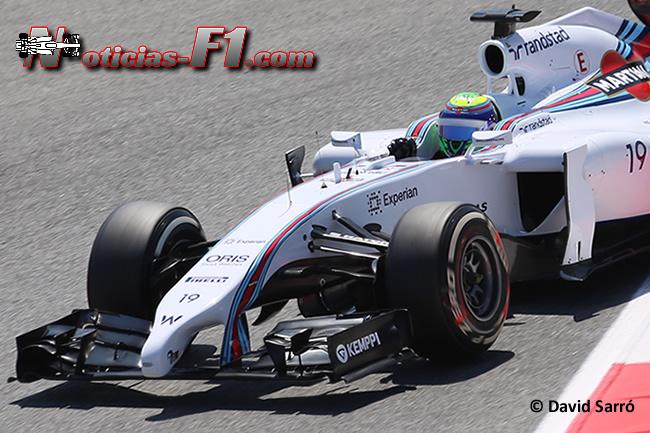 Felipe Massa - Williams - F1 2014 - www.noticias-f1.com - David Sarró