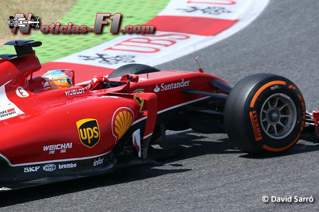 Fernando Alonso - Scuderia Ferrari- F1 2014 - www.noticias-f1.com - David Sarró