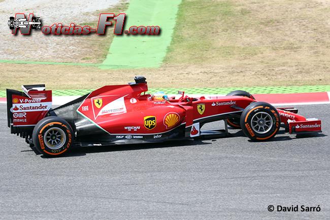 Fernando Alonso - Scuderia Ferrari - F1 2014 - www.noticias-f1.com - David Sarró