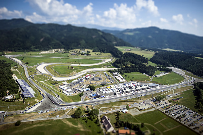 Gran Premio de Austria - F1 2014