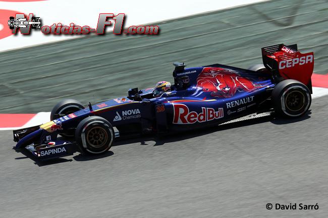 Jean-Eric Vergne - Toro Rosso - F1 2014 - www.noticias-f1.com - David Sarró