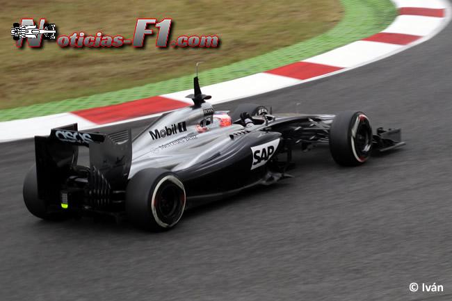 Jenson Button - McLaren - F1 2014 - www.noticias-f1.com