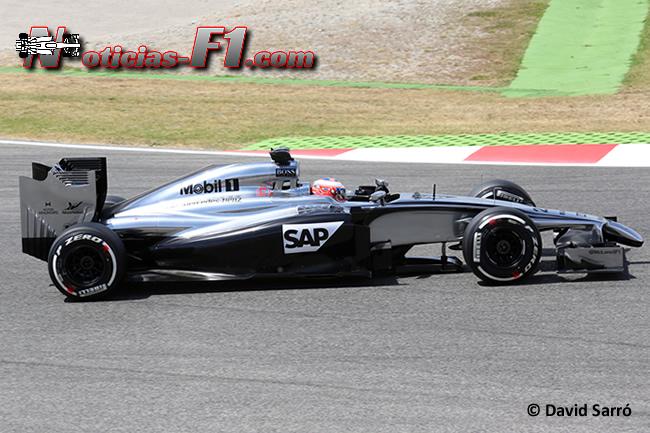 Jenson Button - McLaren - F1 2014 - www.noticias-f1.com - David Sarró