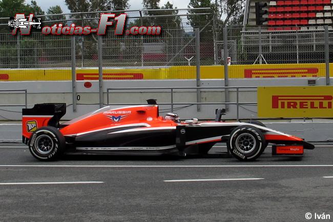 Jules Bianchi - Marussia - F1 2014 -www.noticias-f1.com