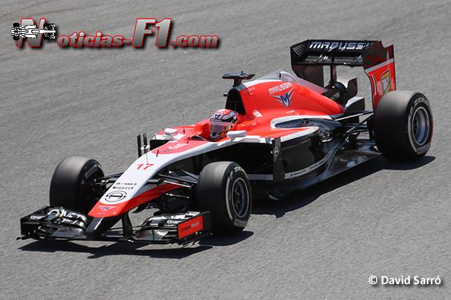 Jules Bianchi - Marussia - F1 2014 - www.noticias-f1.com