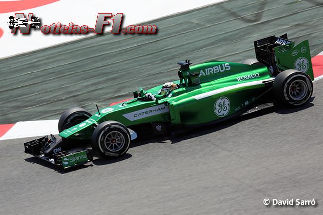 Kamui Kobayashi - Caterham - F1 2014 - www.noticias-f1.com - David Sarró
