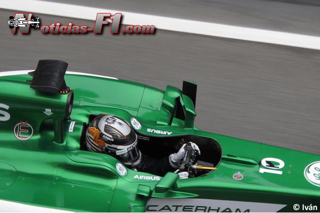 Kamui Kobayashi - Caterham - www.noticias-f1.com