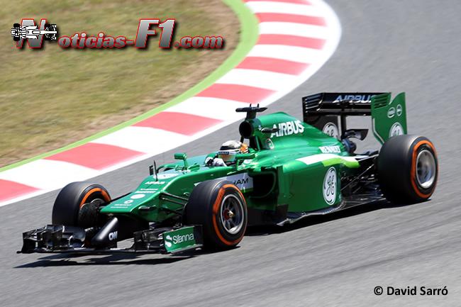 Kamui Kobayahi - Caterham - F1 2014 - www.noticias-f1.com - David Sarró