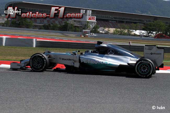 Nico Rosberg - Mercedes - F1 2014 - www.noticias-f1.com