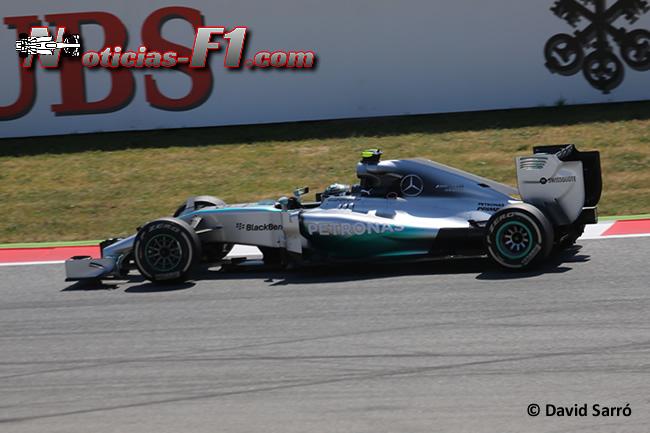 Nico Rosberg - Mercedes - F1 2014 - www.noticias-f1.com - David Sarró