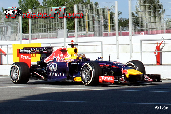 Sebastian Vettel - Red Bull Racing - F1 2014 - www.noticias-f1.com