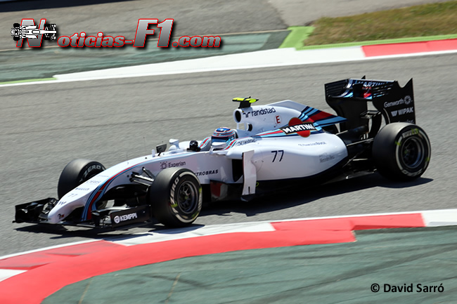 Valtteri Bottas - Williams - F1 2014 - www.noticias-f1.com - David Sarró
