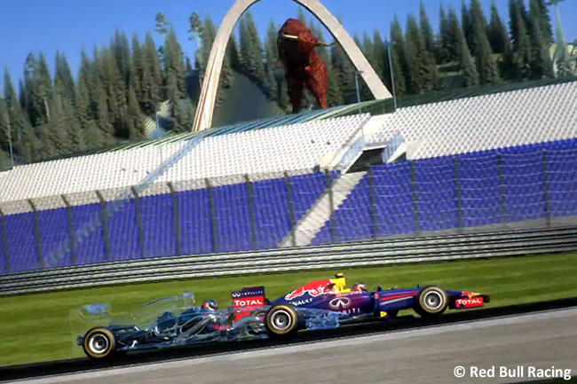 Video Presentación - Red Bull Ring - Equipo Red Bull