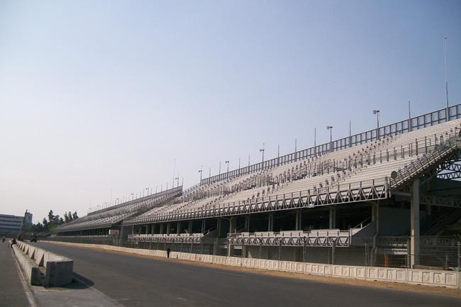 El gran premio de m xico vende todas sus entradas for Puerta 2 autodromo hermanos rodriguez