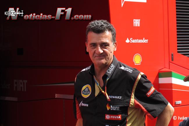 Federico Gastaldi - Lotus F1 - www.noticias-f1.com