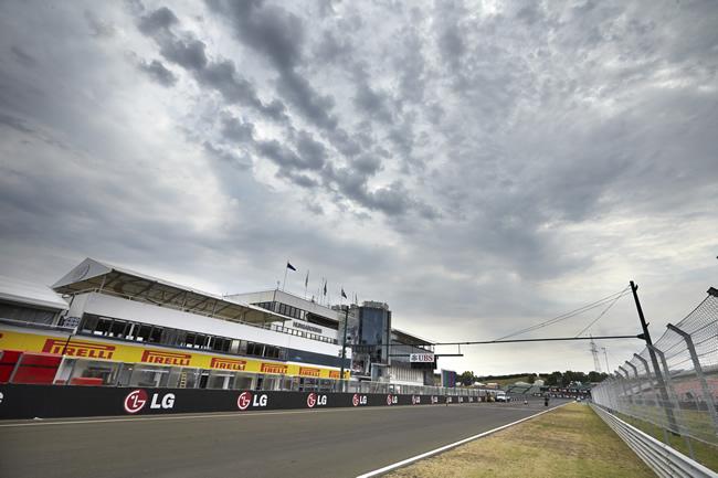 Gran Premio de Hungría F1